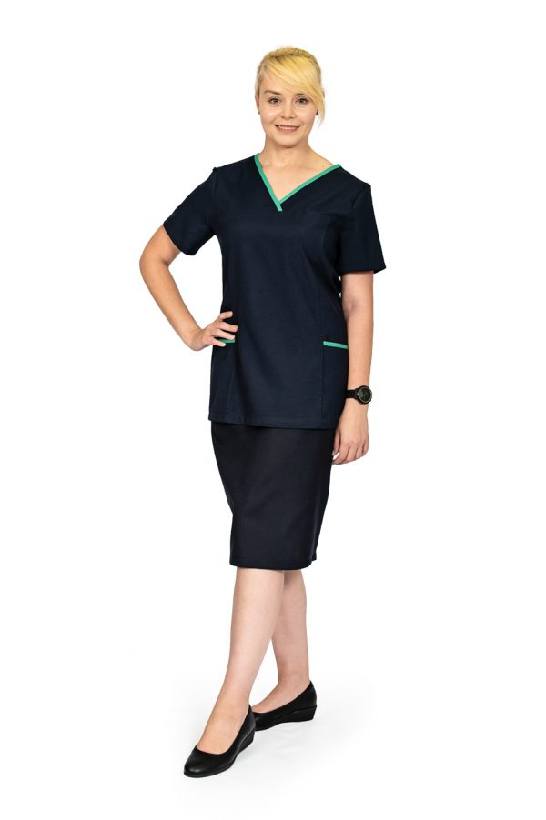 Elasticated Skirt front