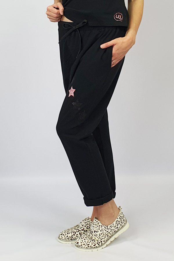 Harem Pants black side
